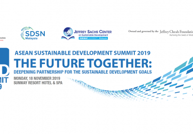 "The ASEAN Sustainable Development Summit 2019: ""The Future Together: Deepening Partnership for Agenda 2030"""
