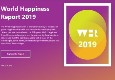 World Happiness Report 2019
